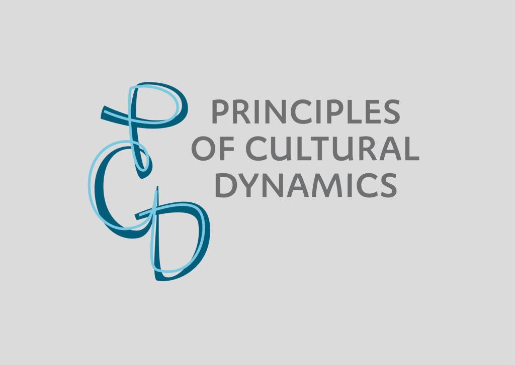 """Vorschaubild des Logos für das Thematische Netzwerk """"Principles of Cultural Dynamics"""""""